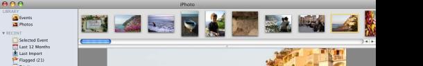 تعلم iPhoto الدرس الثالث عروض