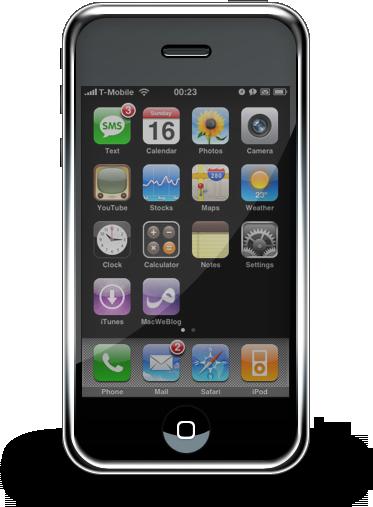 لمطوري المواقع Apple Touch Icon
